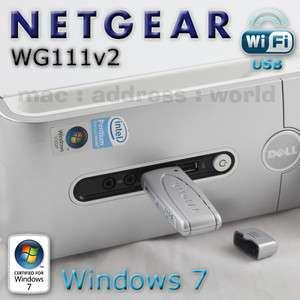 Dell Inspiron 530s 531s 535s Low Profile USB Wireless Card Wifi SFF