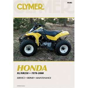 Suzuki LT80 Quadrunner and Quadsport (Clymer Motorcycle