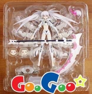Japan Anime White Rock Shooter Miku Hatsune Vocaloid action figma