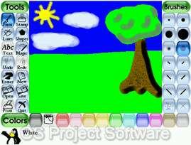 Childrens Kids Creative Art Drawing Maths Software Program Bundle
