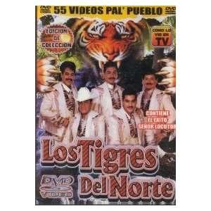 Los Tigres Del Norte 55 Videos Pal Pueblo TIGRES DEL NORTE