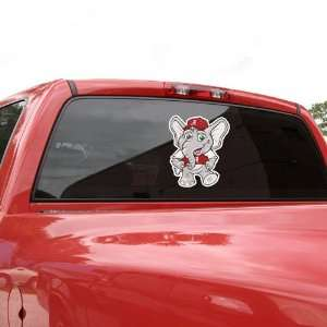 Alabama Crimson Tide Team Mascot Baby Decal   Sports