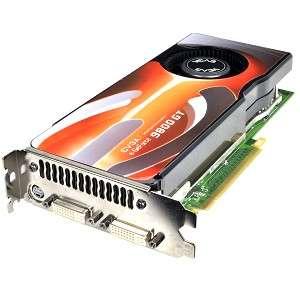 EVGA e GeForce 9800GT Akimbo 512MB DDR3 PCI Express PCIe Dual DVI