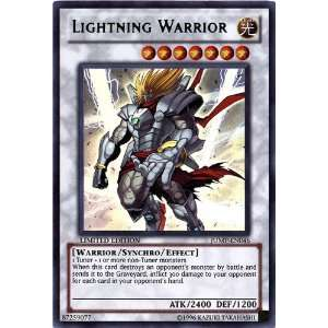 YuGiOh Shonen Jump Promo Ultra Rare Single Card Lightning