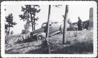 Car Photo 1940 Chevrolet Wreck Ford Tow Truck 452416