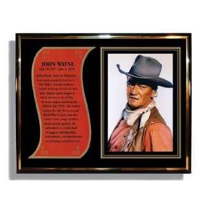 John Wayne, The Duke Commemorative: Home & Kitchen