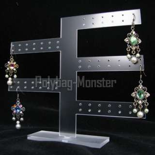 5Tier Jewelry Shop Display Earring Holder Stand FR132