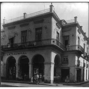 Casa colonial,Calle Amargura,Villega,La Nacional,buildings