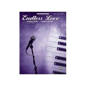 Endless Love Sheet Piano/Vocal/Chords