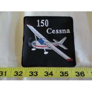 Cessna 150 Airplane Patch