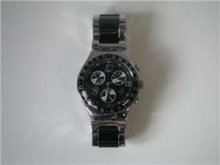 SWATCH IRONY CHRONO  DREAMNIGHT   LIKE NEW