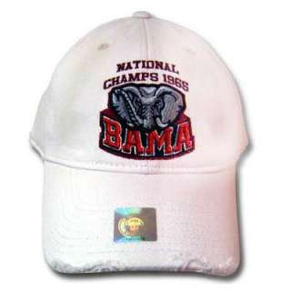 NCAA ALABAMA CRIMSON TIDE RIPPED L XL FLEX FIT CAP HAT