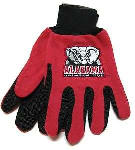 Alabama Crimson Tide Sport Utility Work Gloves