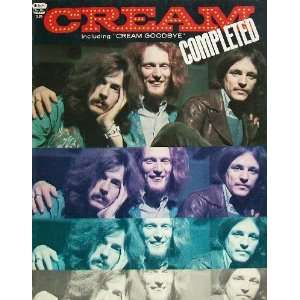 (No. 50a) Cream, Ginger Baker, Jack Bruce, Eric Clapton Books