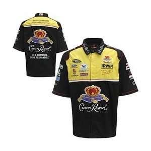 McMurray Crown Royal Pit Shirt   Jamie McMurray 3XL