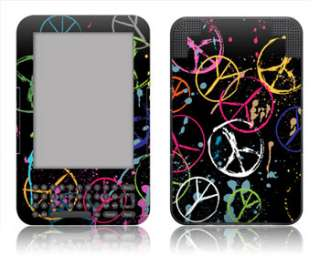 COLOR BLAST Kindle 3 Skin Case Cover Decal
