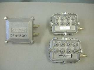 DESCRIPTION: A batch of C COR and Scientific Atlanta electronic parts