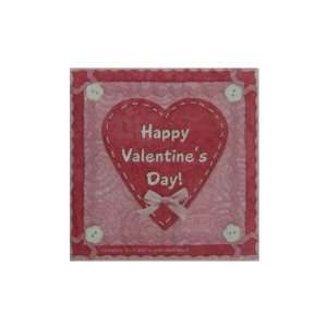Bulk Pack of 160   Valentines Day napkins, pack of 18 (Each) By Bulk