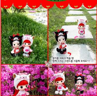 mas Holiday Amazing Pretty Cute Doll Figure DDUNG 18cm *Black cat