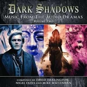 Dark Shadows Music Vol 2 (Big Finish Dark Shadows) [Audio