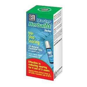 #22 Bell Stop Snoring Spray 9ml