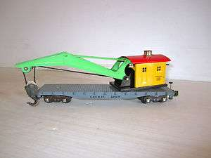 Gilbert American Flyer Lines S Train No. 24597 C&NWRY Breakdown/Work
