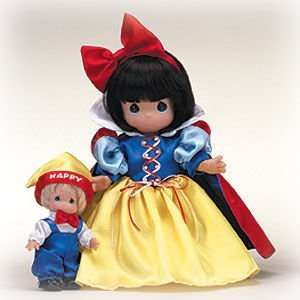 Moments Snow White With Happy Doll  Home & Kitchen