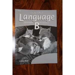Language B Writing & Grammar (Test Key) Unknown  Books