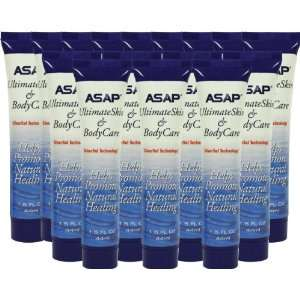 and Bodycare Silver SOL Gel   1.5 oz   24 PPM ASAP Solution   15 Pack