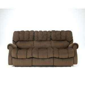 Ashley Furniture Montgomery Mocha Living Room Sofa Set