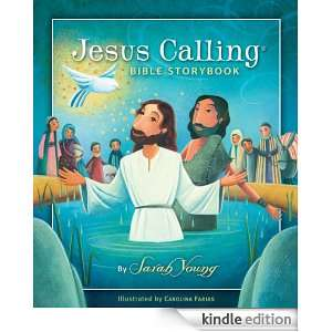 Jesus Calling Bible Storybook Sarah Young  Kindle Store