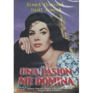 Una Pasion Me Domina ~ Elvira Quintana and Julio Aldama ( DVD