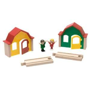 Brio Railway Play House Set Toys & Games