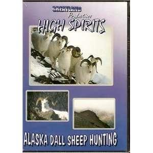 HIGH SPIRITS DVD Alaska Dall Sheep Hunting: Movies & TV