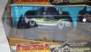 MEAN MACHINES FORD EXPLORER SPORT TRAC 4X4 RC REMOTE CONTROL PICK UP