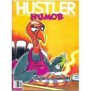 DECEMBER 1986 12/86 (HUSTLER HUMOR): HUSTLER HUMOR MAGAZINE: Books