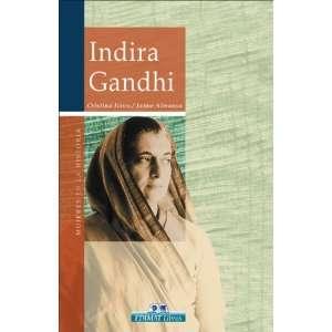 Indira Gandhi (Mujeres en la historia series