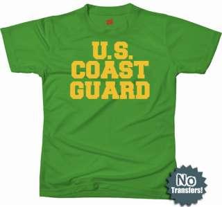 US Coast Guard USA United States Police Cop New T shirt
