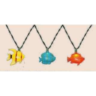 Penn 373/ES63 502   10 Light Tropical Fish Set Home
