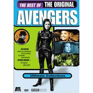 The Best of The Original Avengers Patrick Macnee, Diana