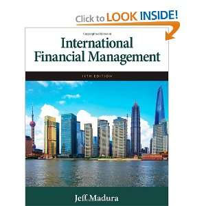 International Financial Management (9780538482967): Jeff Madura: Books
