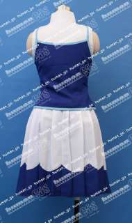 Fairy Tail Juvia Loxar Cosplay Costume Size M Human Cos