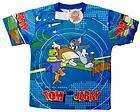 TOM & JERRY Cartoon Kids T Shirt Size 4 Age 2 3 Years