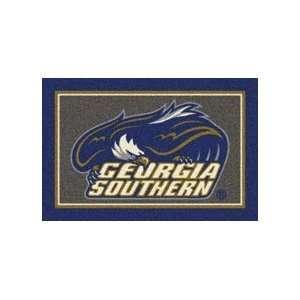Georgia Southern Eagles 5 x 8 Team Door Mat: Sports & Outdoors