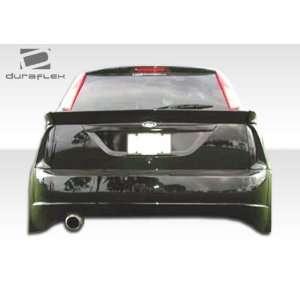 Focus Duraflex Type Q ZX3 Rear Bumper   Duraflex Body Kits Automotive