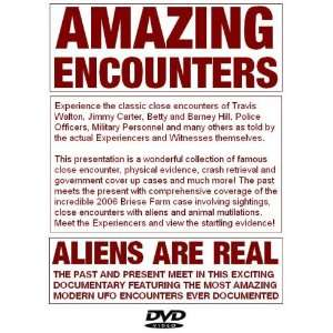 Amazing Encounters Aliens are Real Bill Knell Movies & TV