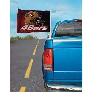 Rico San Francisco 49ers Truck Flag