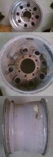 Eagle 058, 16x10, 8x170, 8 Lug, Ford Truck Rims / Wheels