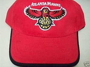 ATLANTA HAWKS VELCRO STRAP BACK NBA ELEVATION HAT