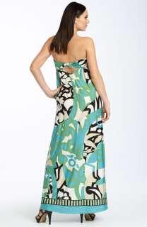 NEW OLIAN Maternity Aubrey Print Maxi Dress XL